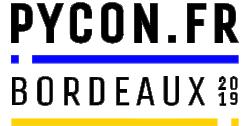 logo PyConFr Bordeaux 2019